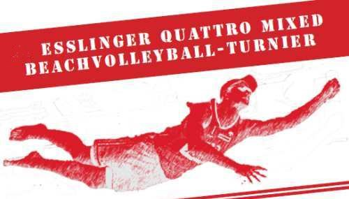 quattro mixed beachvolleyball esslingen